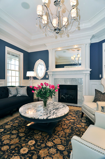 Modern Victorian Traditional Living Room Other Metro By Melissa Blackwood Homes Interiors