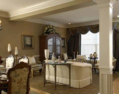 Cortese Living & Dining Rooms traditional-living-room