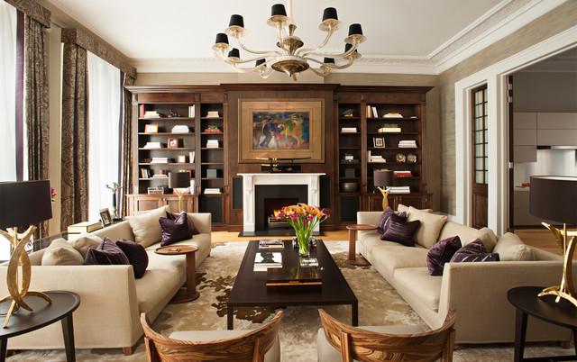 define harmony in interior design style