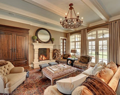 Exquisite Interiors in Minneapolis traditional-living-room