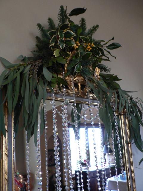 Seattle Tudor Christmas by Timothy De Clue Design L.L.C. traditional