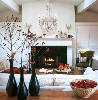 Zuniga Interiors traditional living room