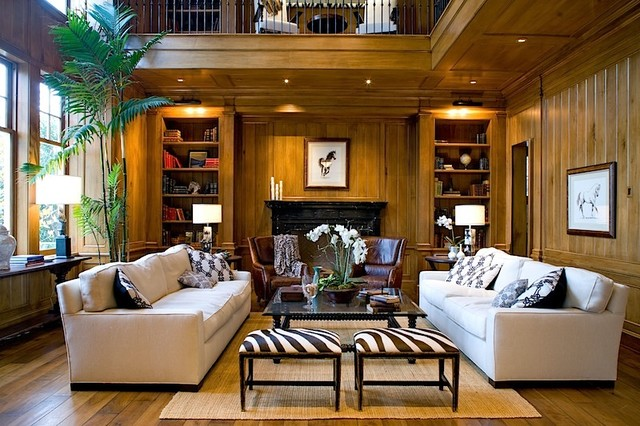 Traditional | Meridith Baer Home traditional-living-room