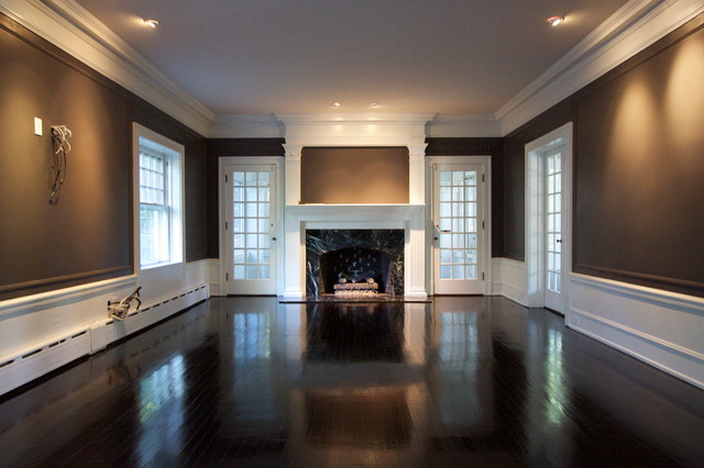 traditional remodel in shaker heights traditional living room cleveland by dawn cook design. Black Bedroom Furniture Sets. Home Design Ideas