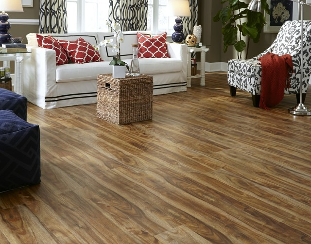 Tranquility- 5mm Rustic Acacia Click Resilient Vinyl Flooring ...