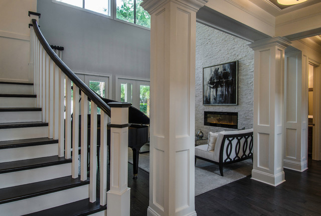 ... Design - Transitional - Living Room - tampa - by Trend Interior Design