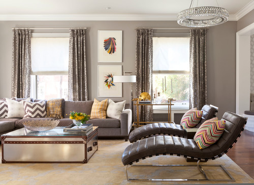 Whether You Love Art Deco Glamour Or Just A Little Contemporary Sparkle Follow These Tips To Get Gold Medal Look In Any Room Of The Home