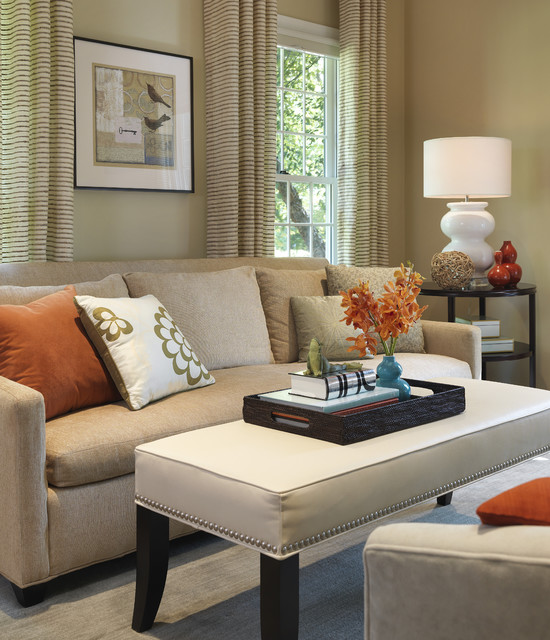 Outstanding Modern Orange Living Room Idea 550 x 640 · 114 kB · jpeg