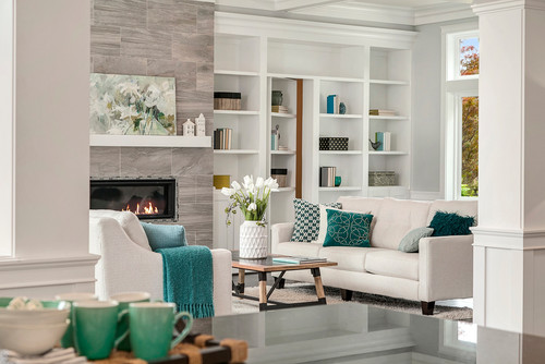 Transitional Style Bellevue Home
