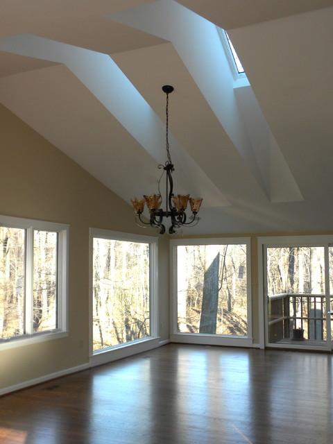 Treehouse modern-living-room