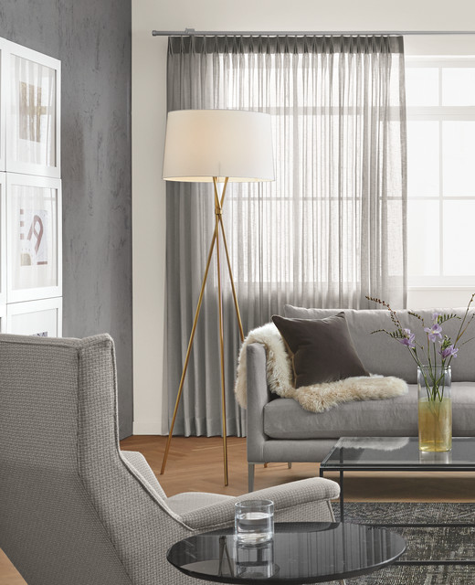 Tri-plex Floor Lamp - Modern - Living Room - Minneapolis - by Room ...