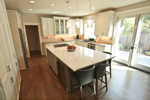 Traditional Kitchen Design in Portland Oregon