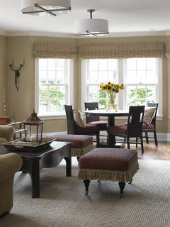Tudor Revival - Transitional - Living Room - Minneapolis - by Lucy Interior Design
