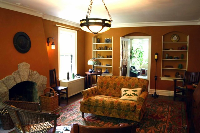 Rich Living Room Colors