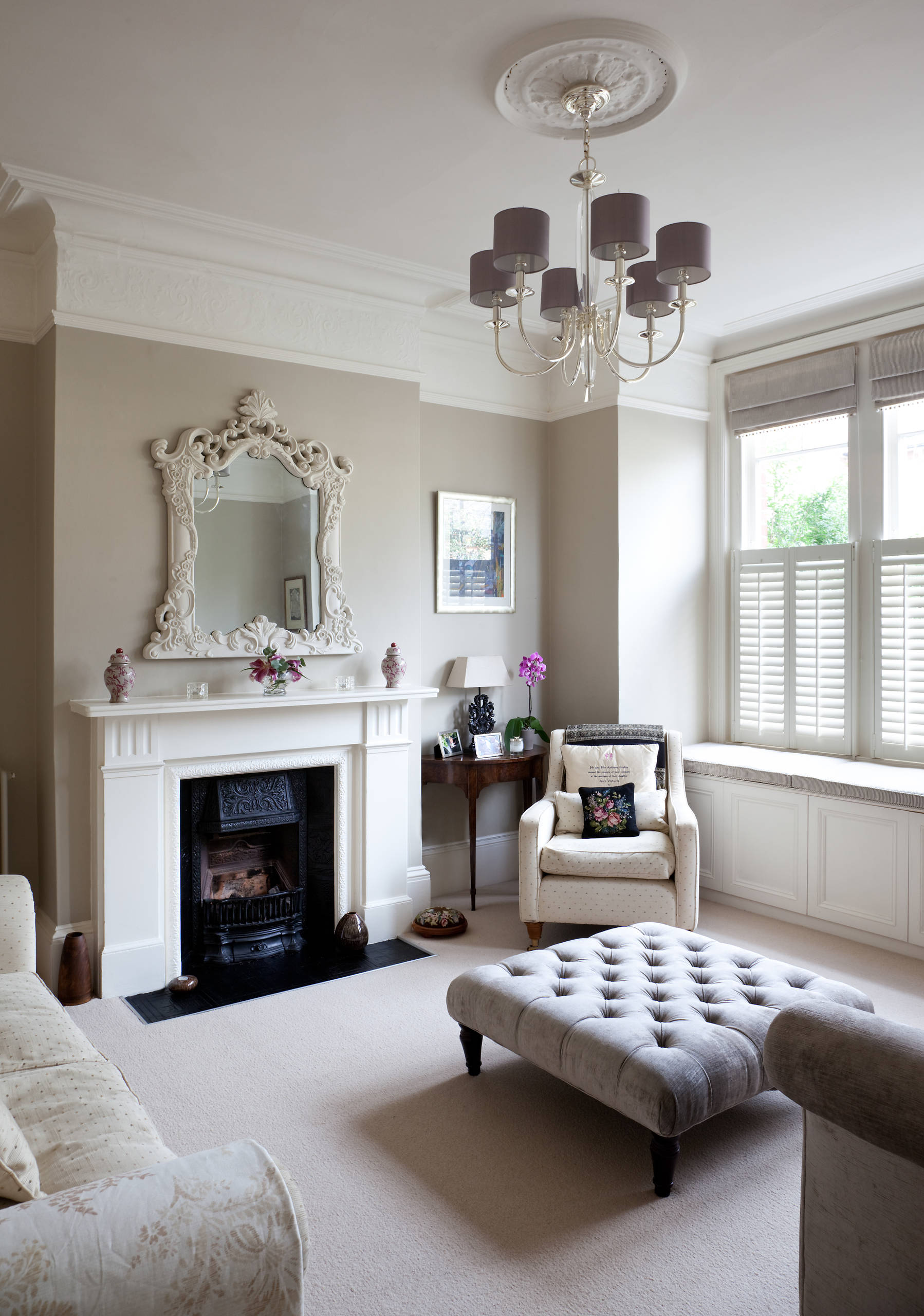 75 Beautiful Victorian Living Room Pictures Ideas March 2021 Houzz