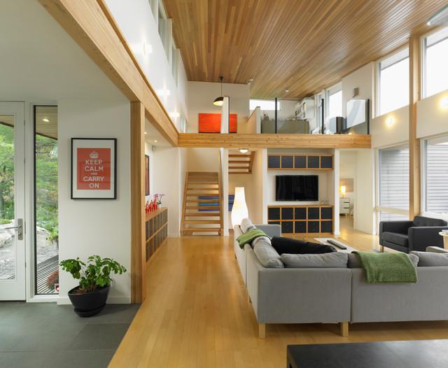 Turkel Design For Lindal Cedar Homes 70626 Contemporary