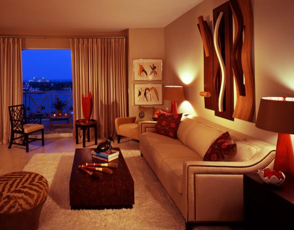Turn Key Modern Condo Modern Living Room Other Metro By Cih Design
