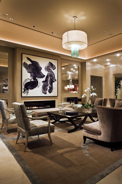 Turnberry contemporary-living-room
