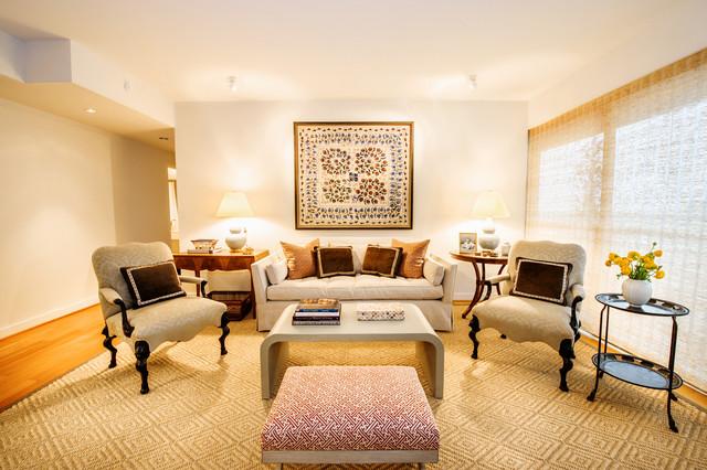Turtle Creek traditional-living-room