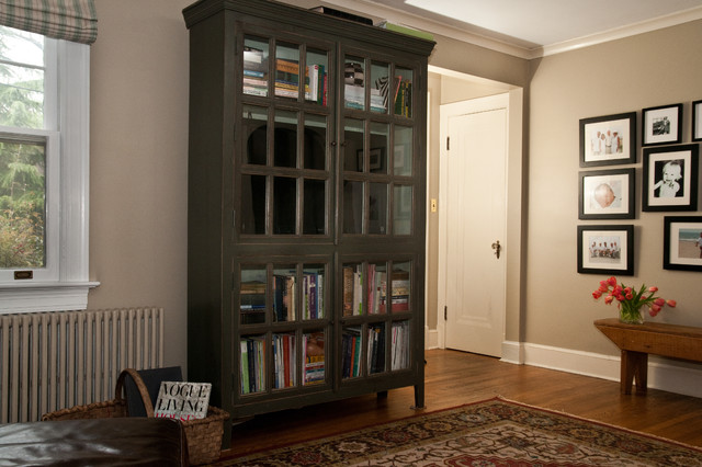 Living Room Cabinet : TV Cabinet - Traditional - Living Room - by M House Designs