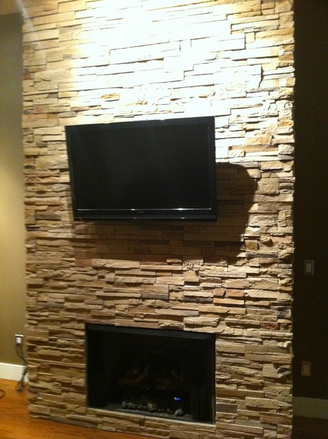 Tv Mounting Ideas Modern Living Room Detroit By Feature Presentation Audio Video