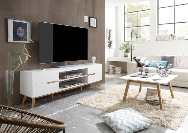 9d6e9b2d2b1 TV Stands   Media Units - Scandinavian - Living Room - London - by ...