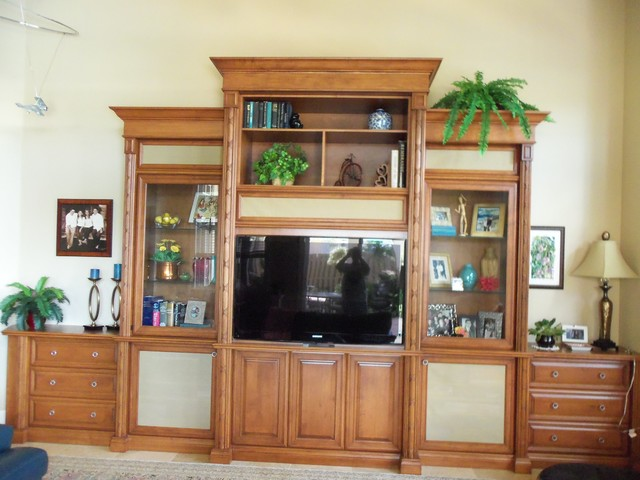 Traditional Living Room Pics traditional wall units in traditional living room wall units