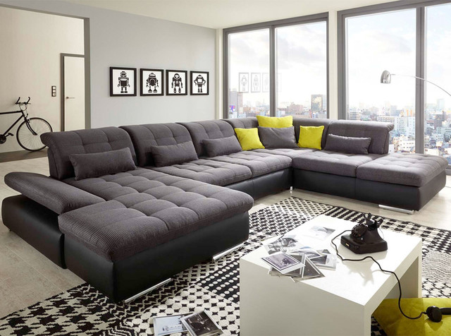 Wondrous U Shape Sectional Sleeper Sofa Alpine By Nordholtz 5 695 Pabps2019 Chair Design Images Pabps2019Com