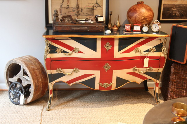 union jack furniture. Union Jack Chest Eclectic-living-room Union Jack Furniture O