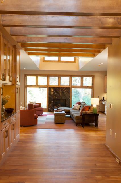 Dream Living Room Designs: Universal Design Dream Home