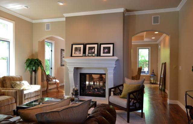 University blvd denver co transitional living room for The family room denver