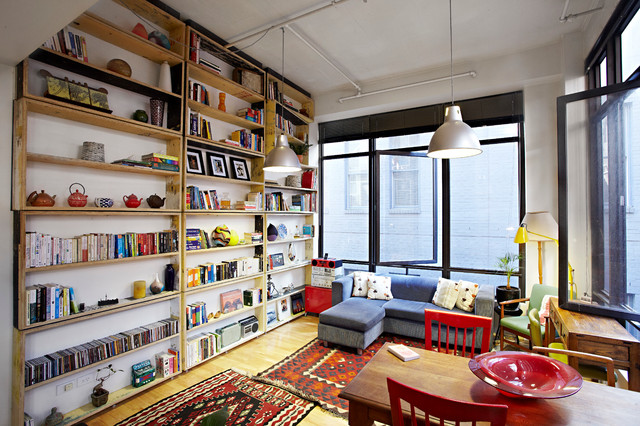 UnWaste Bookcase living-room