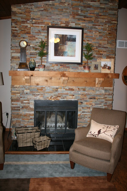 Updated Rustic Transitional