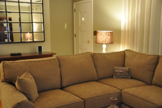 Updating A Seniors Living Space traditional-living-room