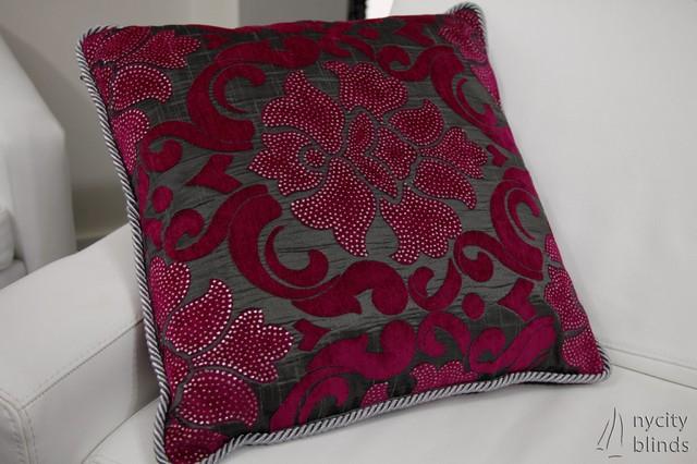 upholstery custom cushions contemporary living room