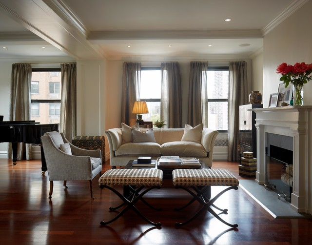 Upper East Side Pre War Renovation Interior Design
