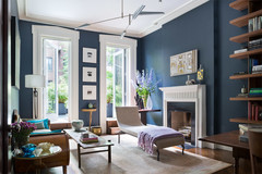 Designer Picks: 9 Beautiful Saturated Blue Paints