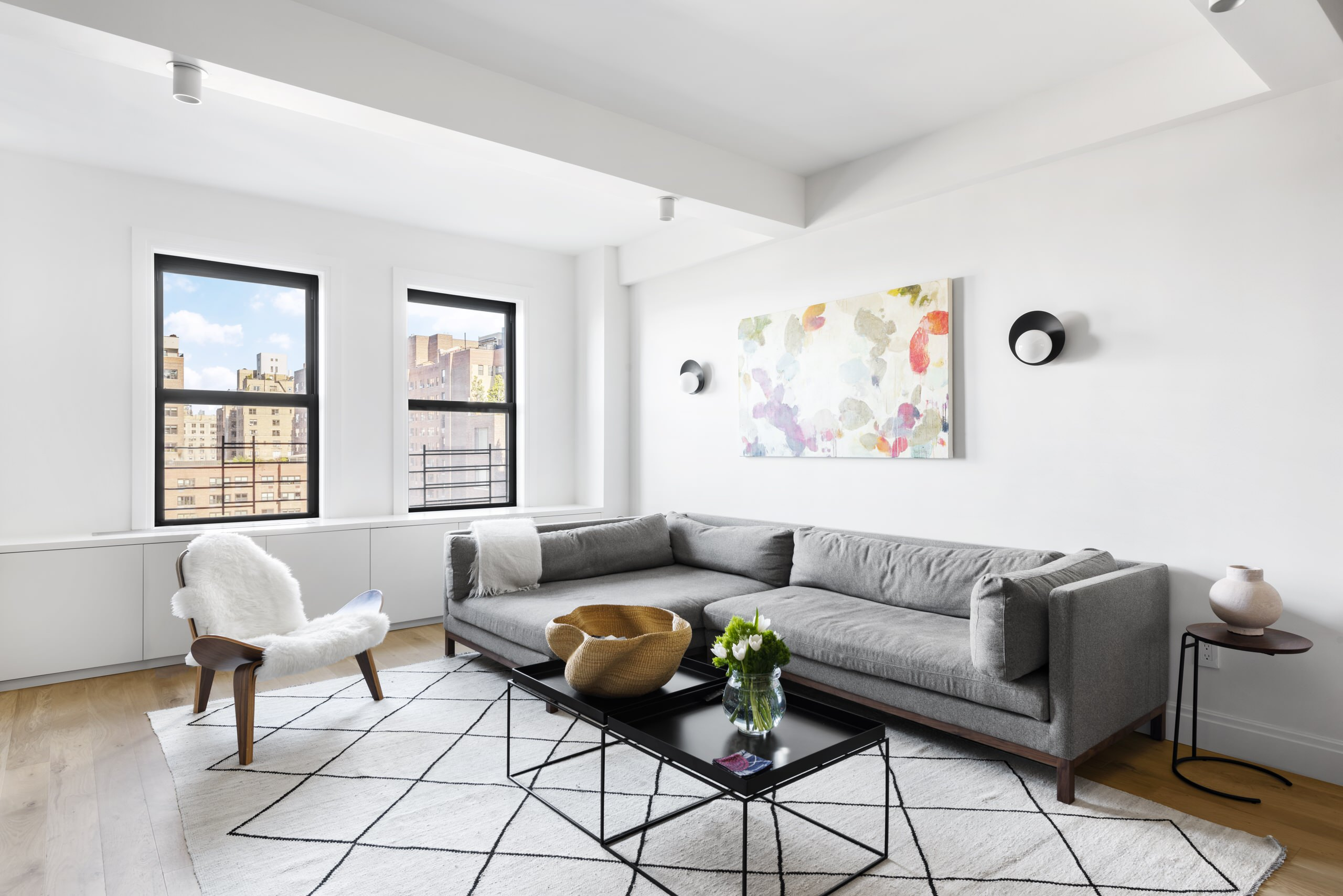 75 Beautiful White Living Room Pictures Ideas January 2021 Houzz