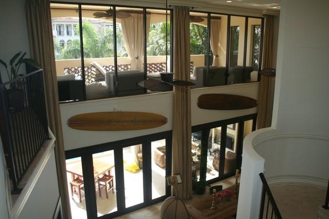 Upstairs balcony view for Balcony upstairs