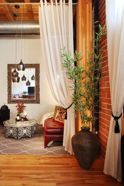 Urban Loft eclectic-living-room