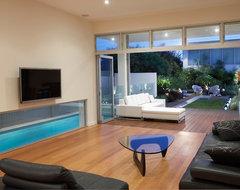 Urban Movement contemporary-living-room