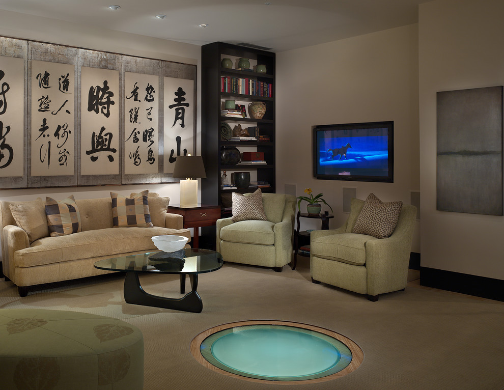 Asian-inspired Interior for Your Home