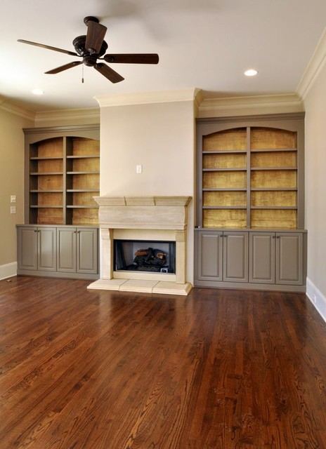 Urban Sanctuary craftsman-living-room