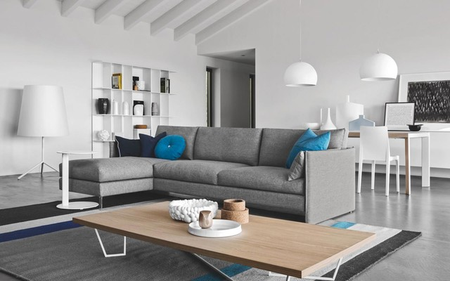 Urban Sofa by Calligaris - Moderno - Soggiorno - Los Angeles - di ...