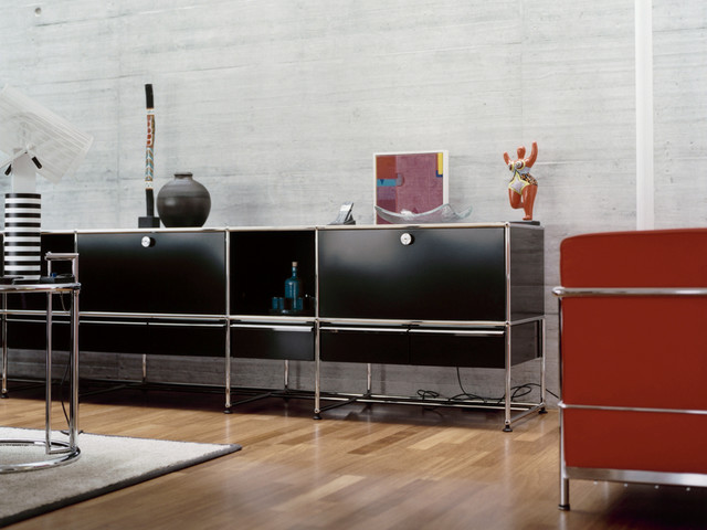 Usm Modular Furniture Contemporary Living Room