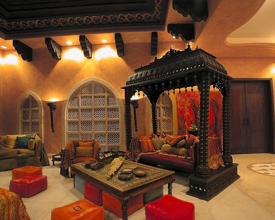 Indian swing home design ideas pictures remodel and decor Living room designs indian style