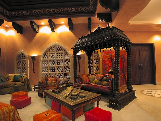Asian theme furniture for Oriental furniture living room