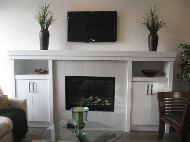 vacant home staging 31 ave ne contemporary living room calgary by creative home staging. Black Bedroom Furniture Sets. Home Design Ideas