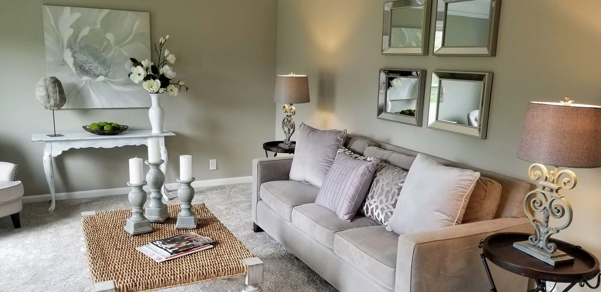 Vacant Home Staging