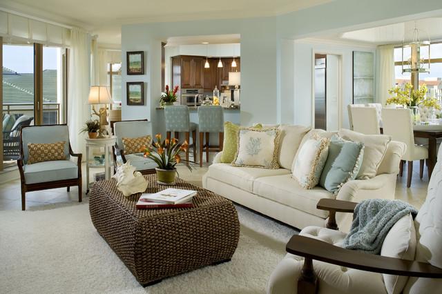 Vacation Retreats - JMC Communities traditional-living-room